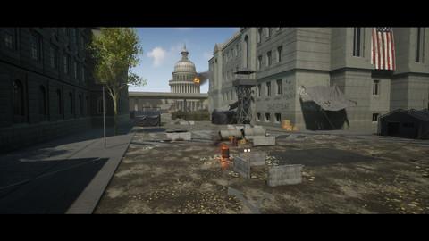 Quarantine Zone - Unreal Engine
