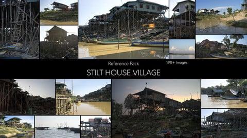 Stilt House Village - Reference Pack