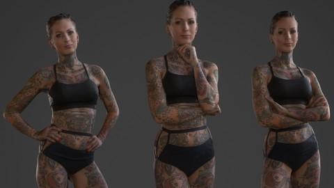 3 Tattoo Models