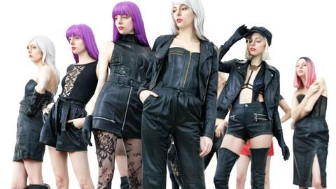 10 Fantasy Girl Collection