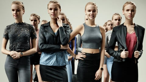 16 Fashion Girl Scans Vol 2