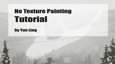 No Texture Painting Tutorial