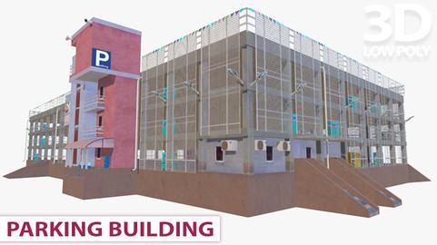 Parking Garage Building