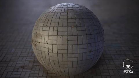 Tile - 8k Photogrammetry PBR Textures