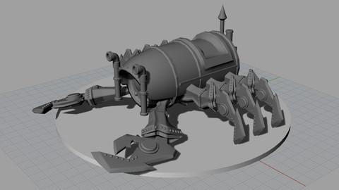 DnD - Apparatus of Kawalish - Ready to print