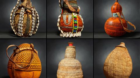 6 Calebas Collection