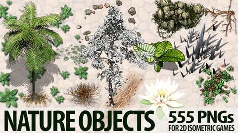 Nature Objects