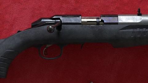 Rifle: HP+ Original Texture Scene