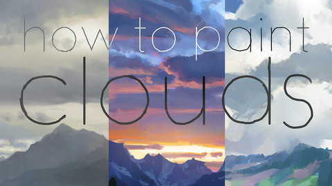 How to Paint Clouds, BUNDLE