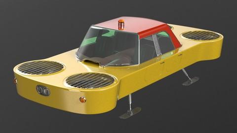 Hiller's Aerial Sedan