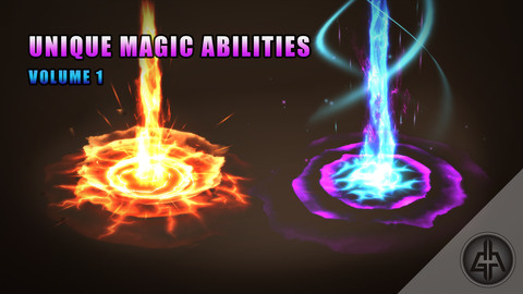 Unique Magic Abilities Vol. 1