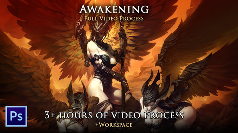 """Awakening"" - Full Video Process"