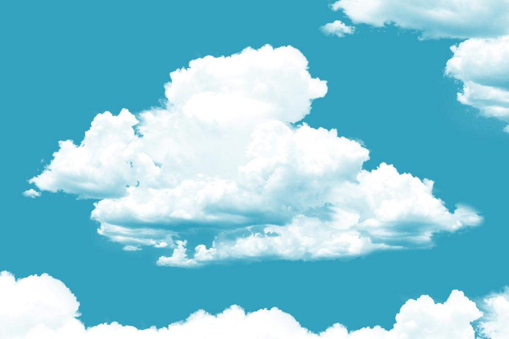 Аву, картинка облака для фотошопа