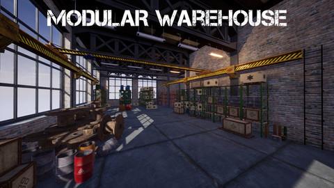 Modular Warehouse for UE4