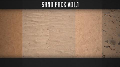 Sand Pack Vol.1