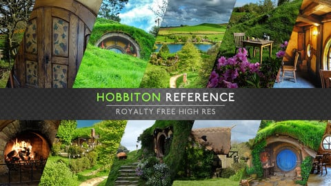 REFERENCE PACK - HOBBITON