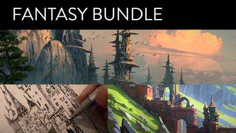 Tutorial Bundle 3 in 1 (Fantasy)