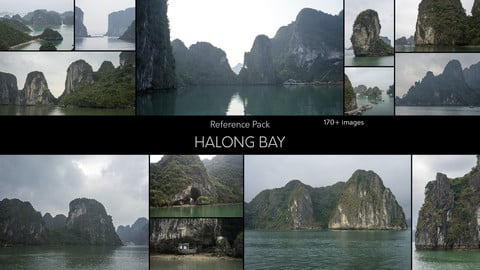 Halong Bay - Reference Pack