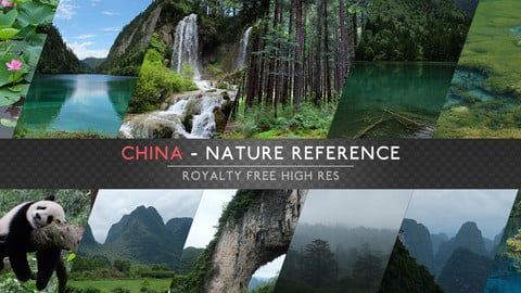 REFERENCE PACK - CHINA NATURE