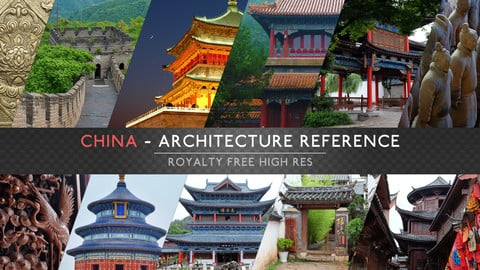 REFERENCE PACK - CHINA ARCHITECTURE