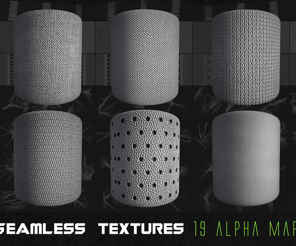 150+ Ultimate Cloth Alpha Pack by J Roscinas