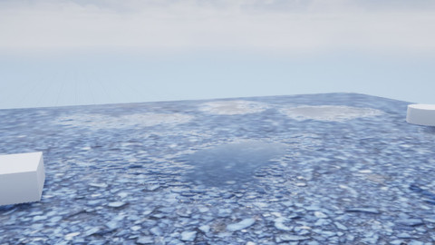 Unreal Engine 4 Ground Material Preset
