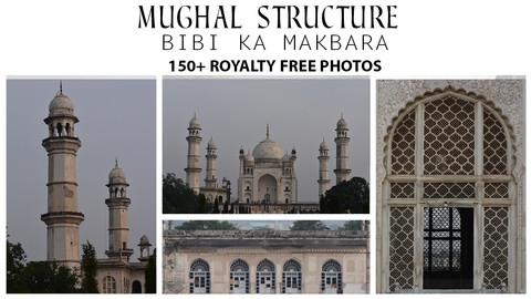 Mughal Structure - Bibi Ka Makbara