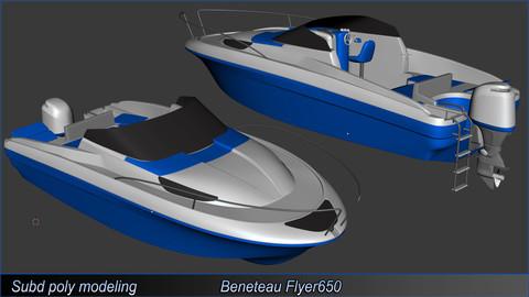 Beneteau Flyer 650