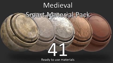 SP Smart Materials: Medieval
