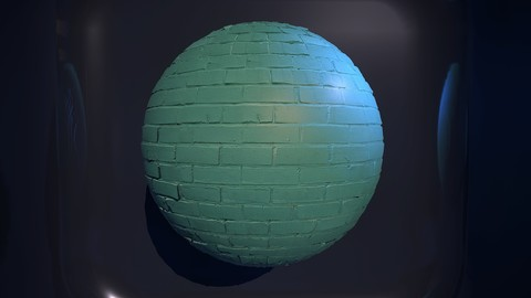 [Photoscanned Material Pack] Brick walls Materials