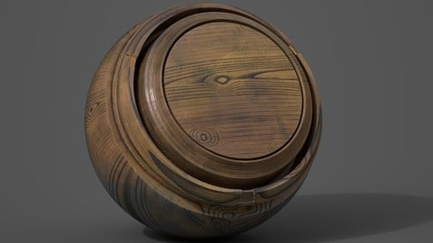 Substance Painter Smart Materials Pack 1
