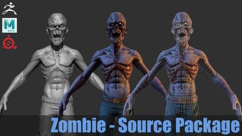 Zombie - Source Bundle