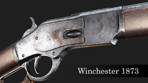 Winchester 1873 (Historically Accurate)
