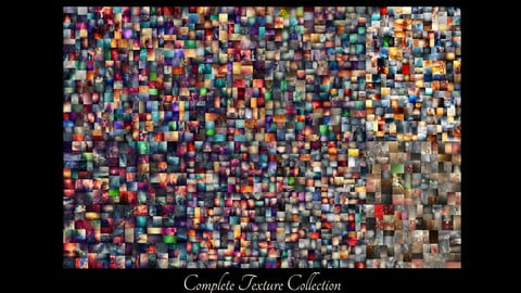 Complete Texture Collection