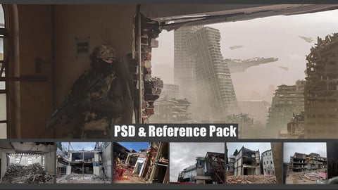 PSD & Reference Pack
