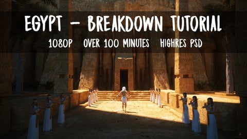 Egypt - Breakdown Tutorial