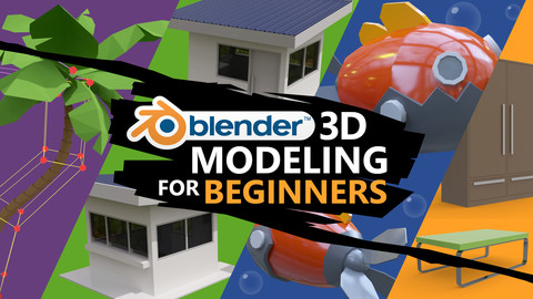 Blender 3D Modeling for Beginners