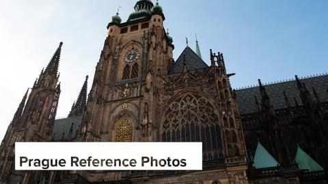Reference Photos: Prague, Czech Republic