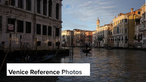 Reference Photos: Venice, Italy