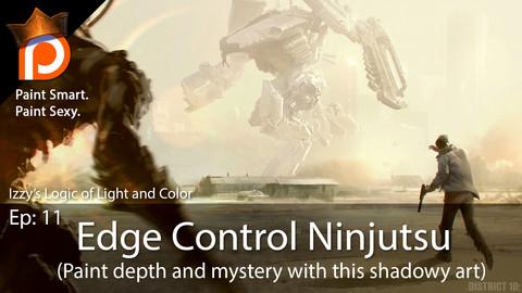 Edge Control Ninjutsu- Izzy's Logic of Light and Color Ep11