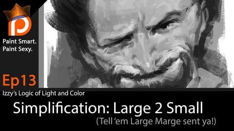 Simplification: Large 2 Small- Izzy's Logic of Light & Color Ep 13