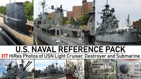 U.S. Naval Reference Pack