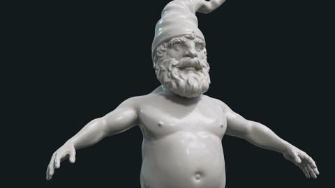 Naked Gnome