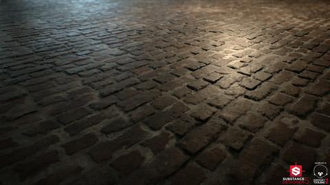 Old Brick - Substance Designer Material