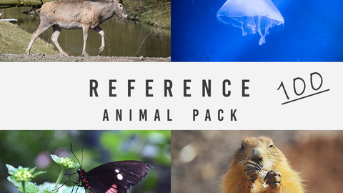 Reference: Animal Pack 100