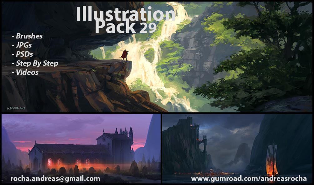 Illustration Pack 29