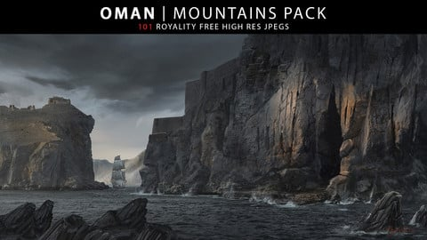 Oman Mountains Pack