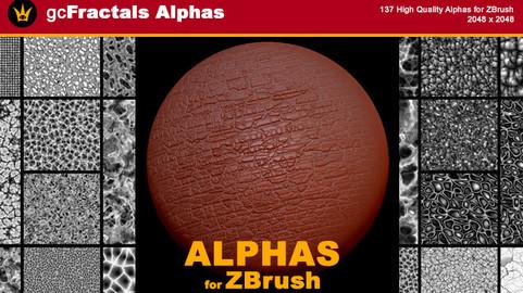 gcFractals Alphas
