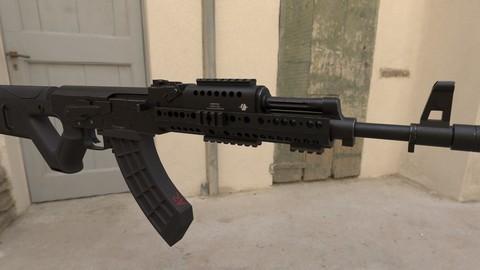 CQR Tactical AKM