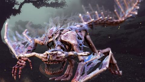 Zombie Bone Beast